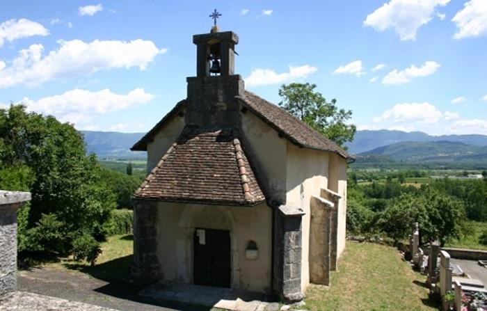 Journées du patrimoine 2020 - Entre paysage et église à Vongnes