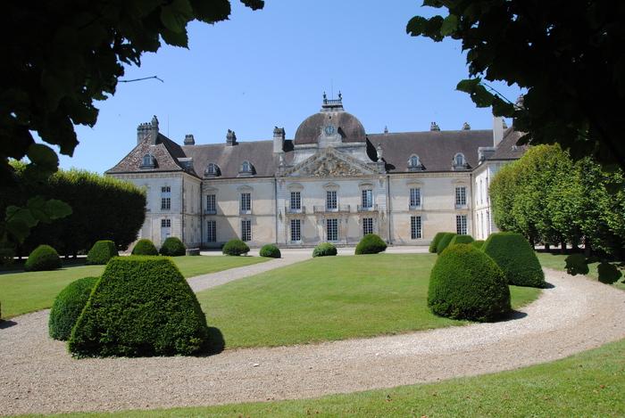 Journées du patrimoine 2019 - Visite libre du château de Fontaine-Française