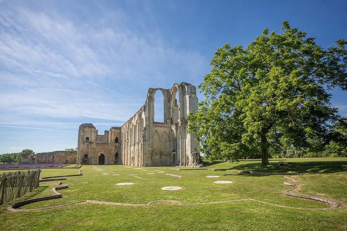 Journées du patrimoine 2020 - Visite libre de l'abbaye de Maillezais