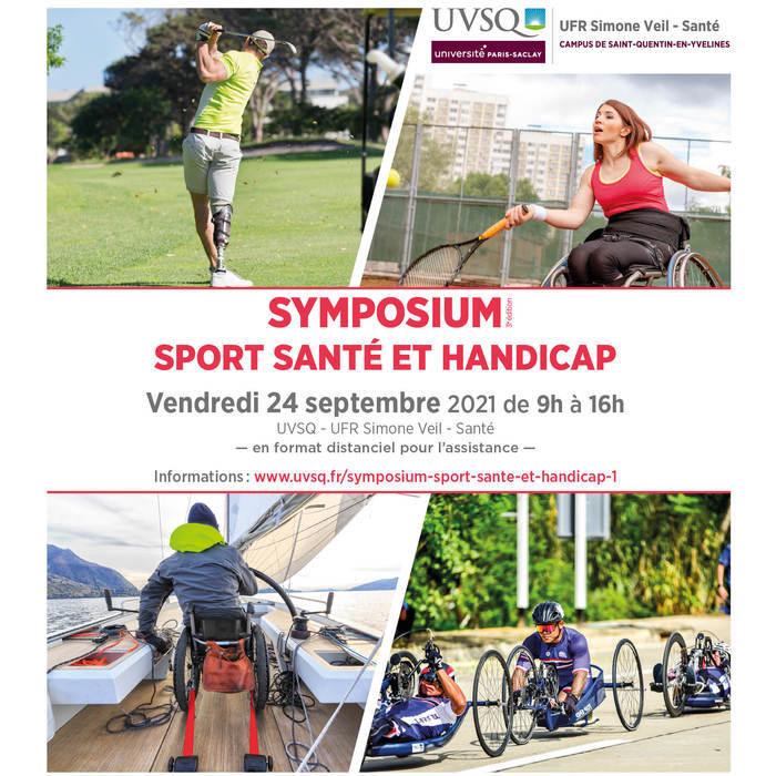 Symposium Sport Santé et Handicap