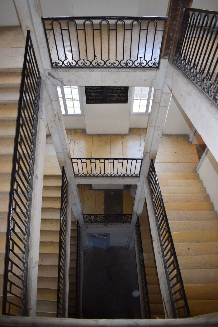 Journées du patrimoine 2019 - Visite guidée de l'institution