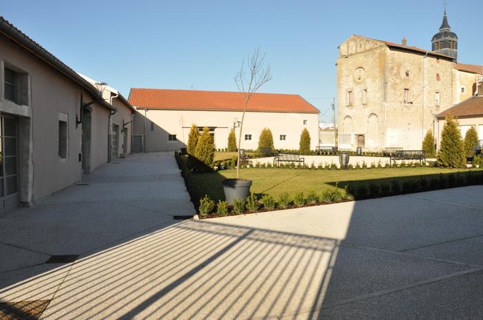 Journées du patrimoine 2020 - Visite guidée de la tour du Prieuré de Varangéville
