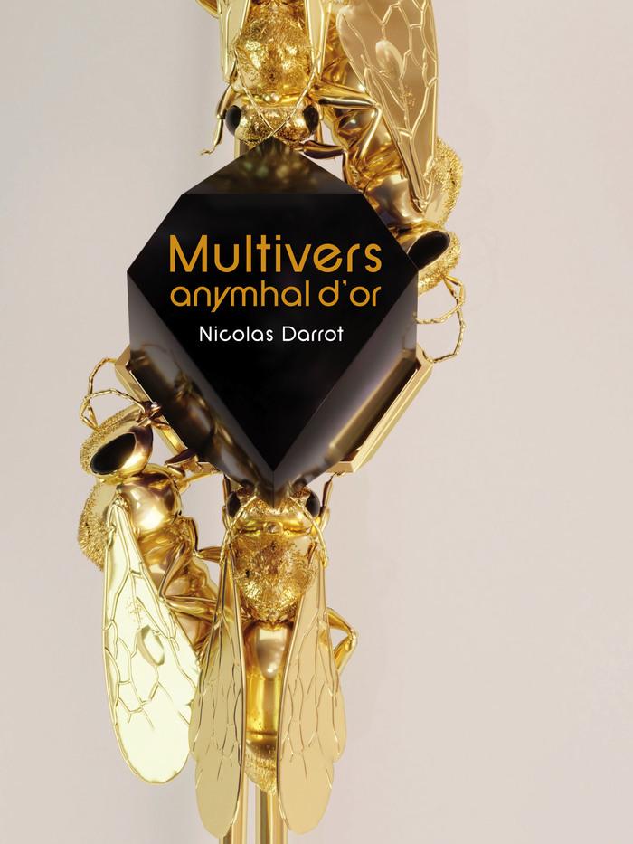 Journées du patrimoine 2019 - Exposition Multivers, Anymhal d'or
