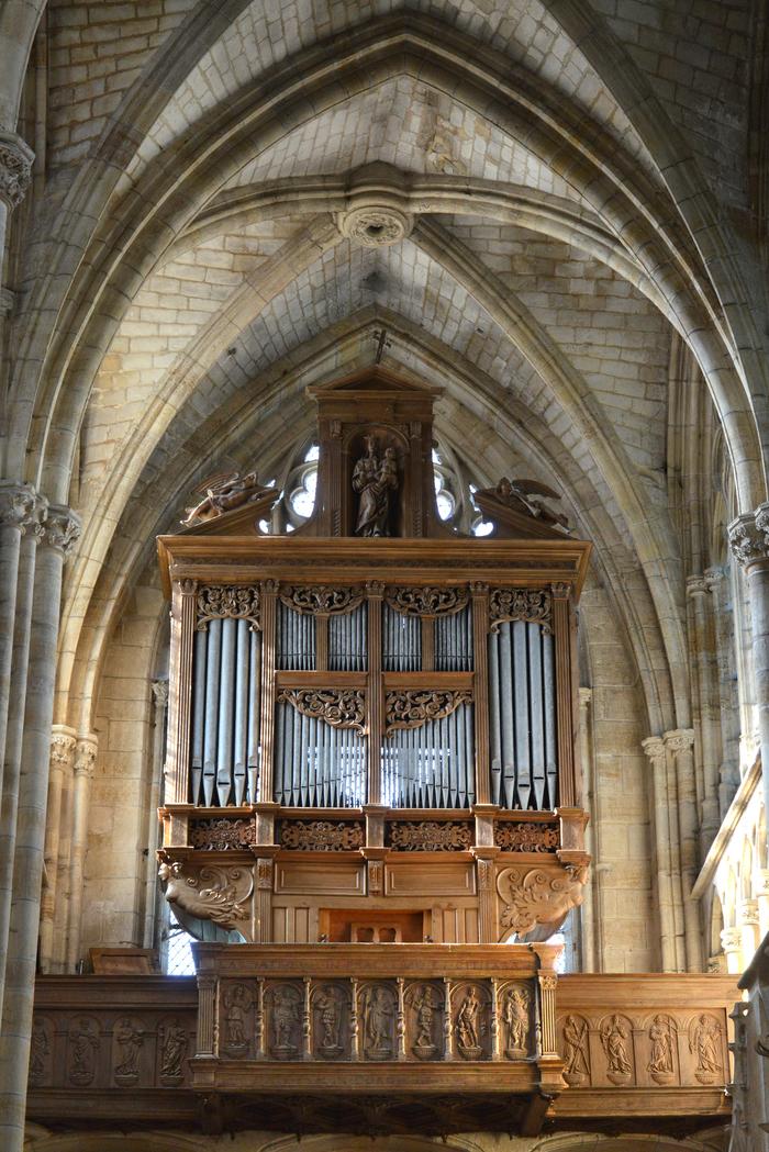 Journées du patrimoine 2019 - Les guides vous racontent... la musique à la basilique de L'Épine