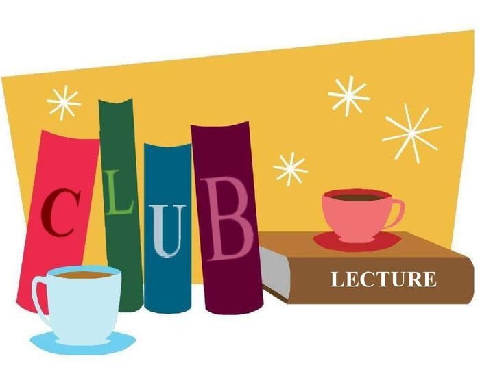 Club Lecture - Causette littéraire
