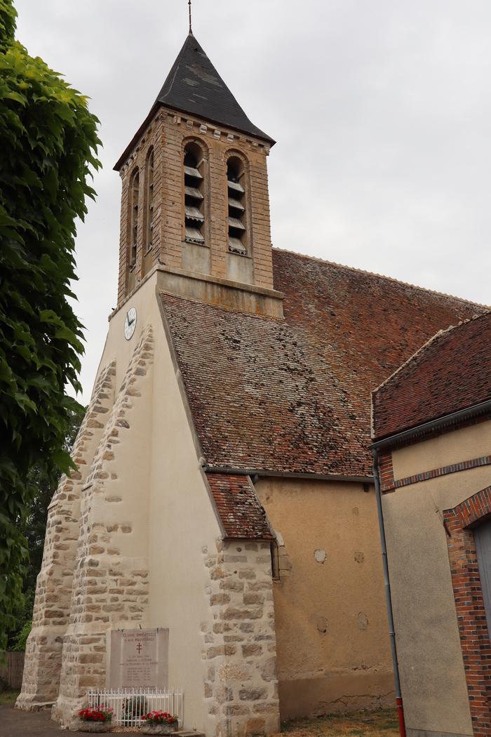 Journées du patrimoine 2019 - Visite de l'église de Sépeaux
