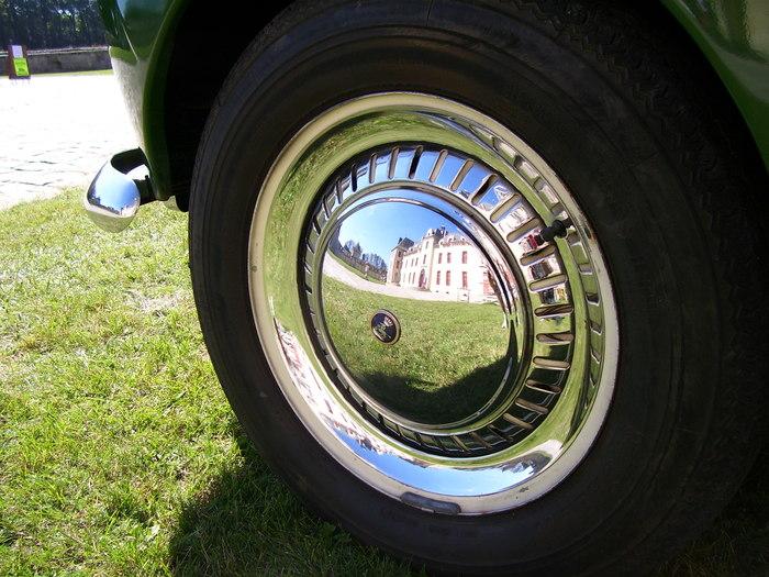 Journées du patrimoine 2019 - Exposition de voitures anciennes