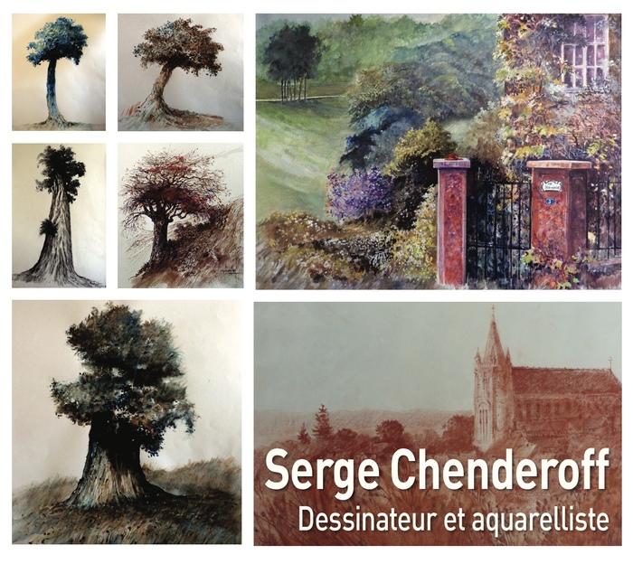 Journées du patrimoine 2019 - Un mois, un artiste : Serge Chenderoff