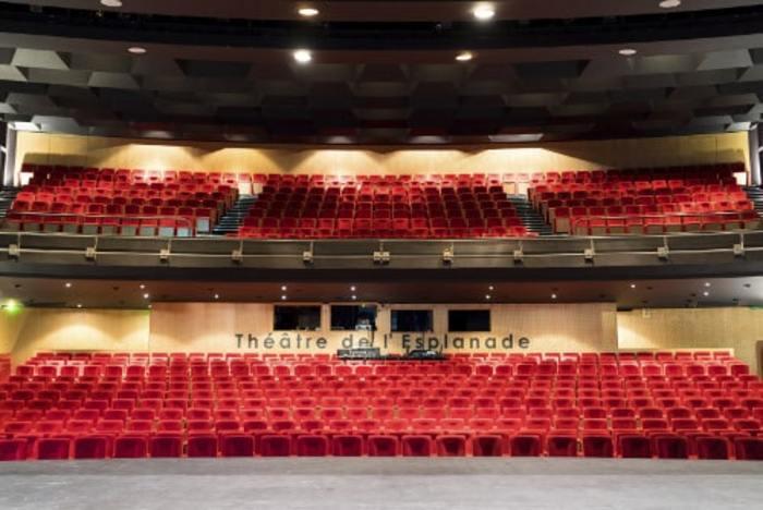 Journées du patrimoine 2019 - Visite guidée Théâtre de L'Esplanade