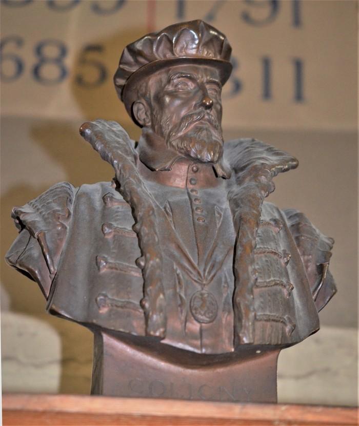 Journées du patrimoine 2019 - Exposition sur l'Amiral Gaspard de Coligny (1519-1572)