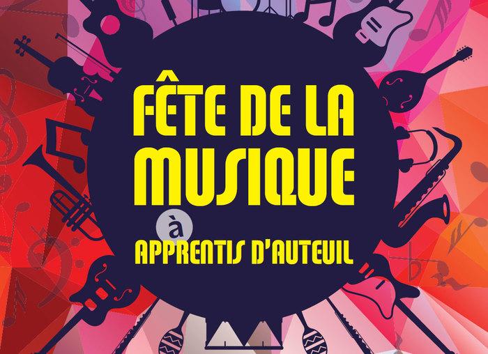 Fête de la musique 2019 - Apprentis d'Auteuil