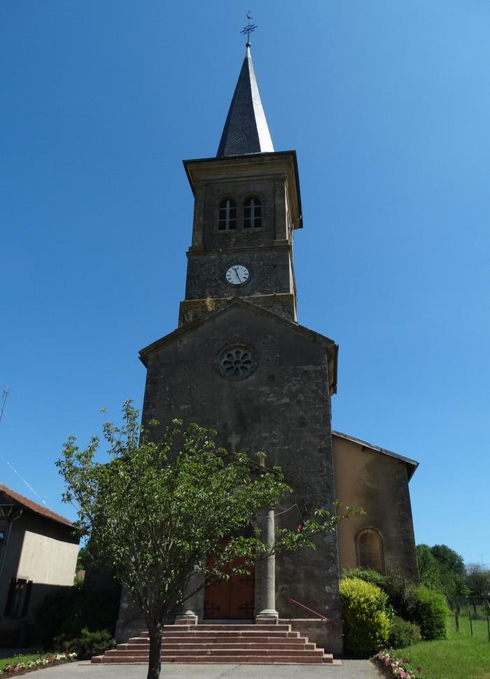 Journées du patrimoine 2020 - Visite guidée de l'église de Sainte-Barbe