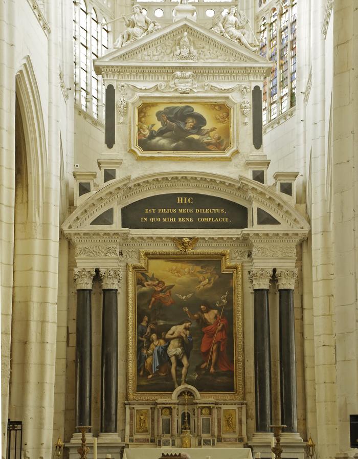 Journées du patrimoine 2019 - Visite libre de l'église Saint-Jean-au-Marché