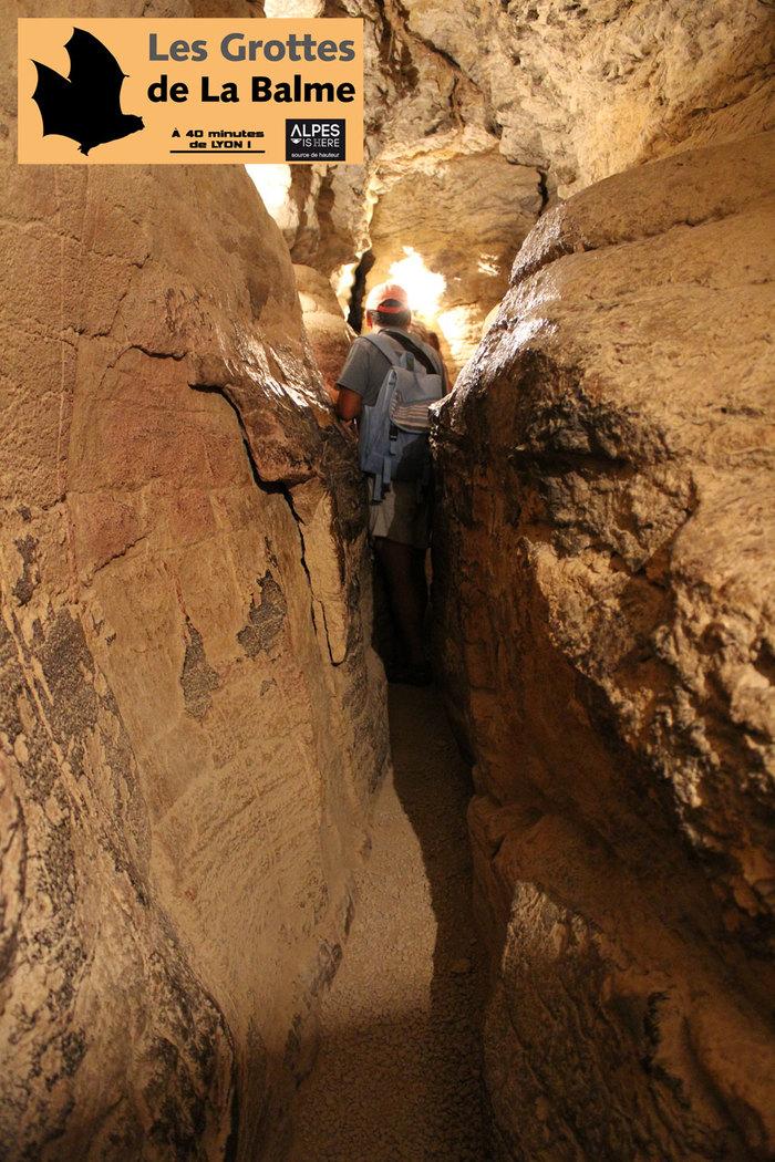 Journées du patrimoine 2019 - Visite guidée des grottes de La Balme