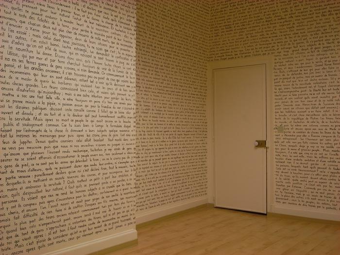 Journées du patrimoine 2019 - La chambre d'Étienne