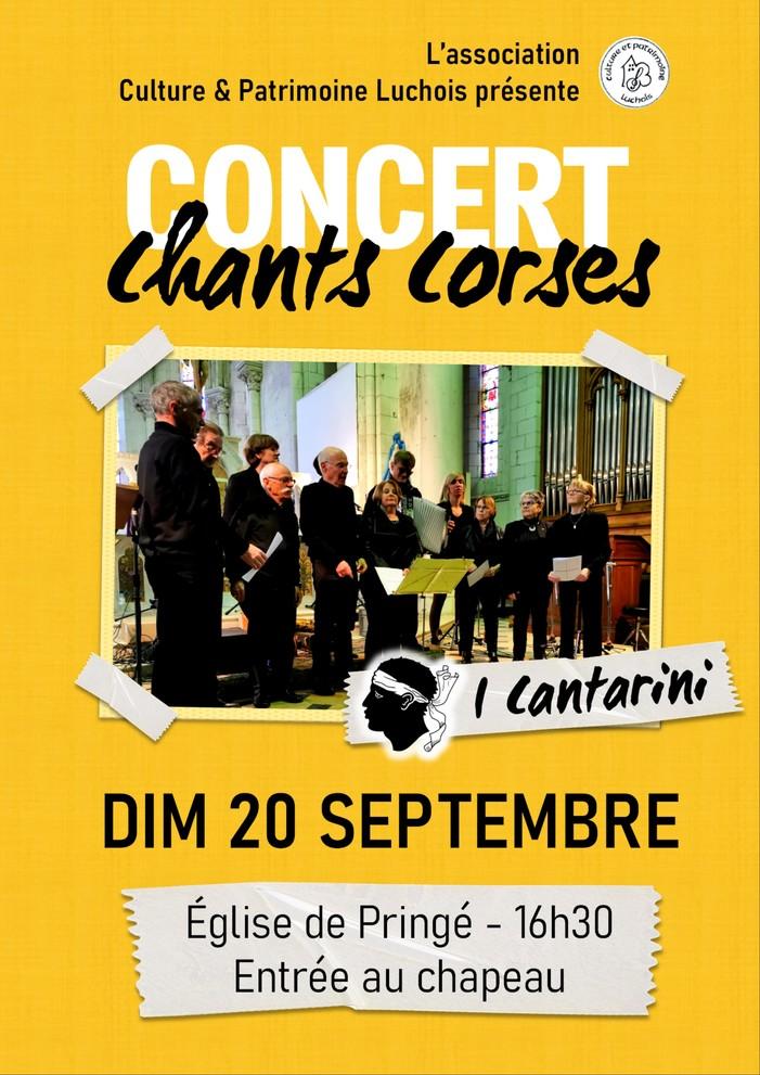 Journées du patrimoine 2020 - Concert