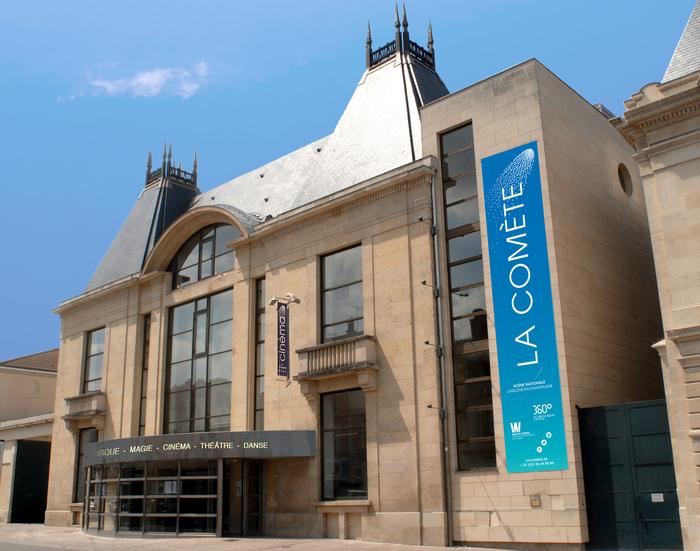 Journées du patrimoine 2019 - Découvrez le théâtre et son histoire au cours d'une visite guidée