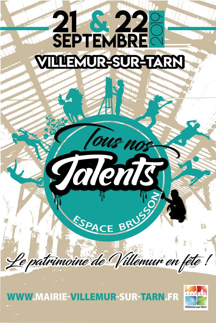 Journées du patrimoine 2019 - Tous nos talents : Les Villemuriens font revivre Brusson !