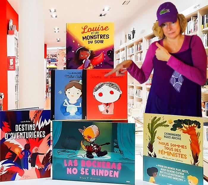 J'aime les samedis : Journée mondiale de la femme expliquée aux enfants avec Mimi, tous différents ET tous égaux !