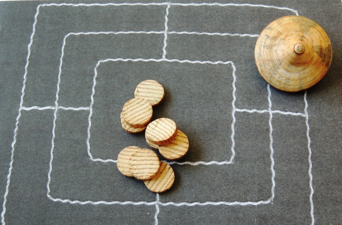 Journées du patrimoine 2019 - Jeux de société antiques