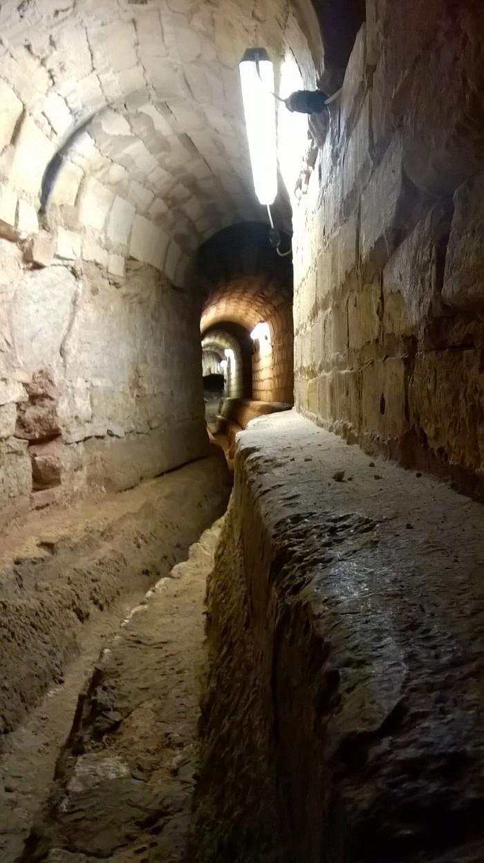 Journées du patrimoine 2019 - Découverte d'un ancien aqueduc antique !