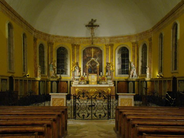 Journées du patrimoine 2019 - Visite libre de l'église Saint-Cyr et Sainte-Julitte