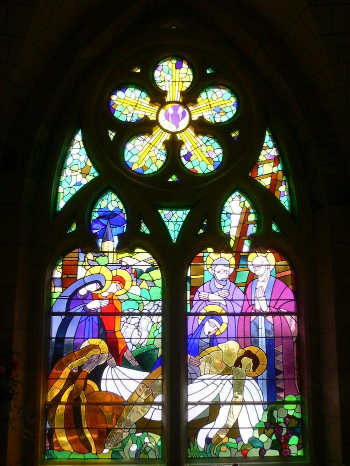 Journées du patrimoine 2020 - Visite libre et commentée de l'église Notre Dame de Seuil