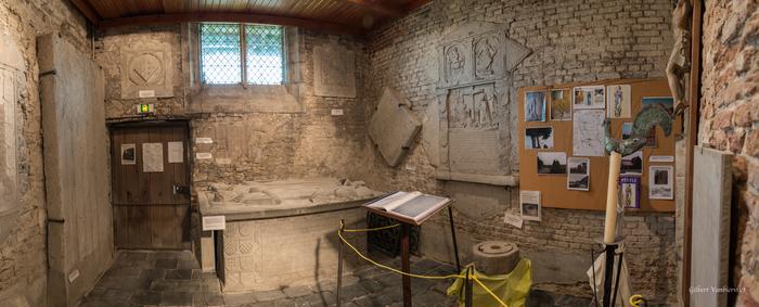 Journées du patrimoine 2020 - Visite de la chapelle sépulcrale des seigneurs de Tenremonde