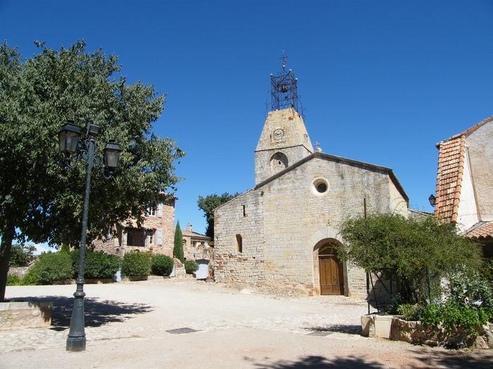 Journées du patrimoine 2019 - Ouverture de l'église Saint Michel Vieux Cannet