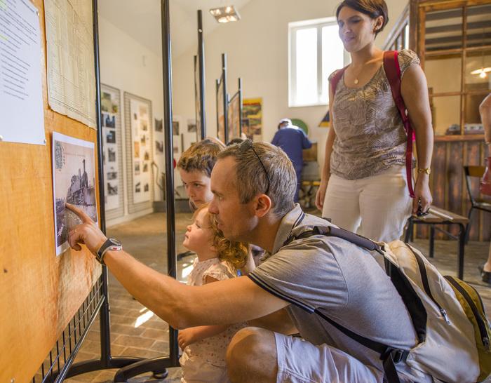 Journées du patrimoine 2019 - Visite de l'atelier du Velay Express et musée du train