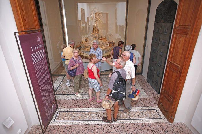 Journées du patrimoine 2020 - Visites guidées du parcours permanent et de l'œuvre de Chaumet