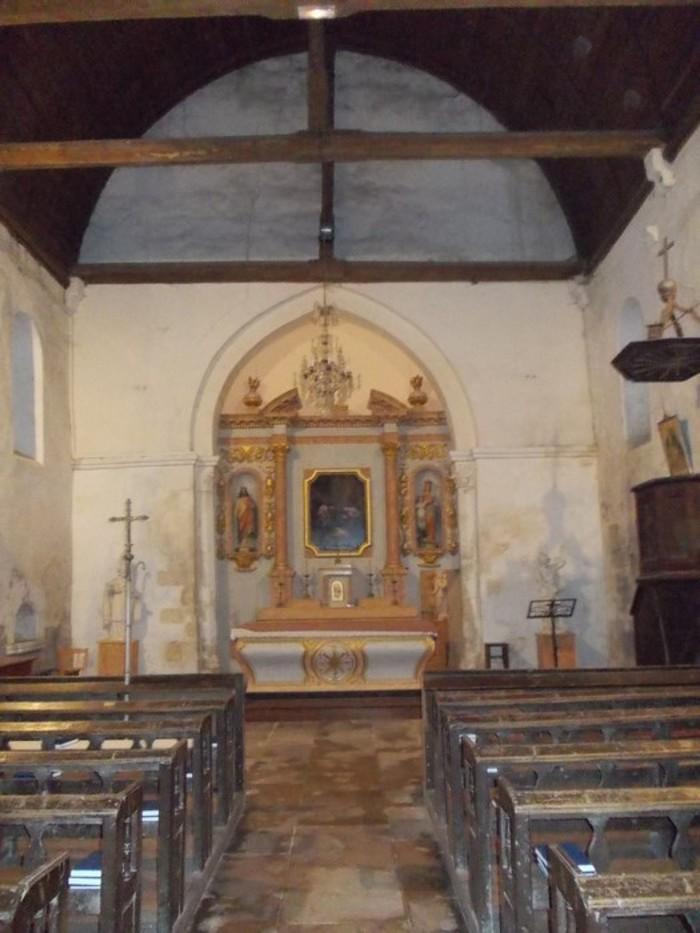 Journées du patrimoine 2020 - Visite de l'église Saint-Nizier