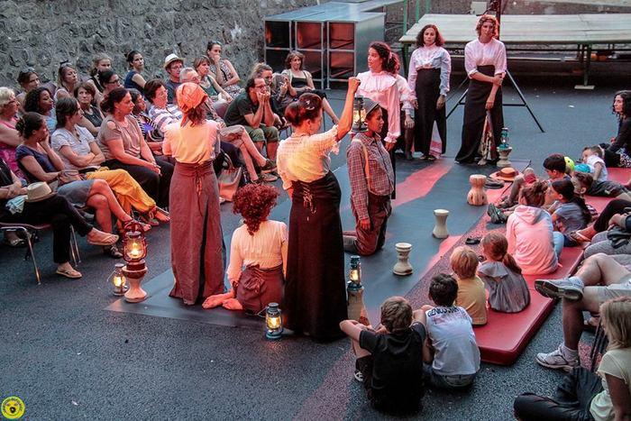 Journées du patrimoine 2020 - Spectacle de théâtre « Si les cailloux pouvaient parler » au coeur du site de Petra Castellana