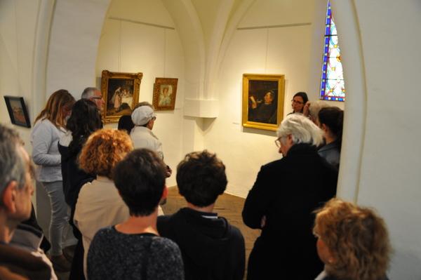 Nuit des musées 2019 -Visite guidée de l'exposition Regards de femmes, peintures et sculptures (1900-1950)
