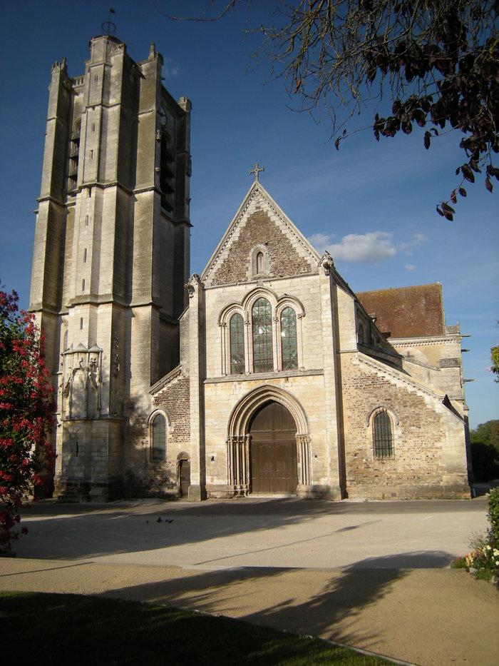 Journées du patrimoine 2019 - Visite de la collégiale Saint-Pierre