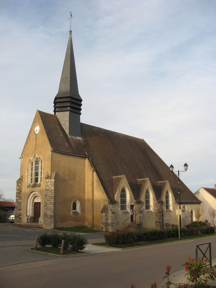 Journées du patrimoine 2020 - Exposition à l'église de Montacher-Villegardin