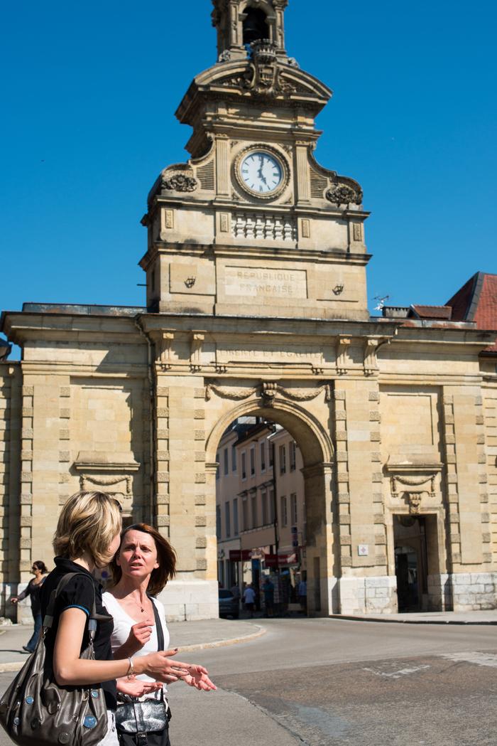Journées du patrimoine 2020 - Visite commentée de Pontarlier