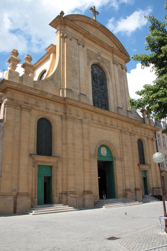 Journées du patrimoine 2019 - Visite de l'église Notre-Dame
