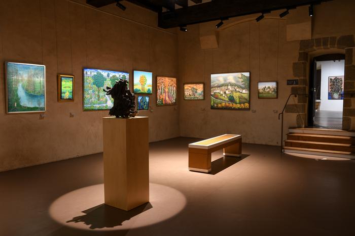 Journées du patrimoine 2020 - Visite libre du MANAS | Musée d'Art Naïf et d'Arts Singuliers
