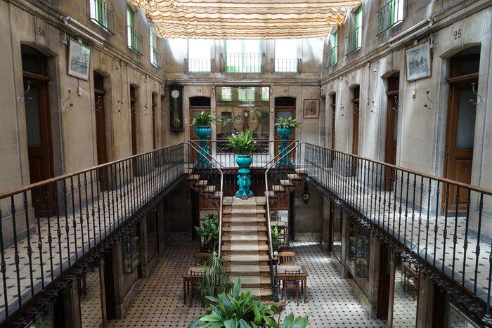 Journées du patrimoine 2019 - Ouverture exceptionnelle des Bains Pommer