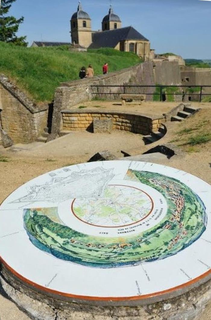 Journées du patrimoine 2020 - Visite guidée des remparts