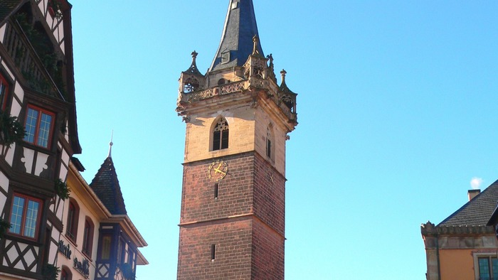 Journées du patrimoine 2020 - Découverte guidée de la place du Marché d'Obernai