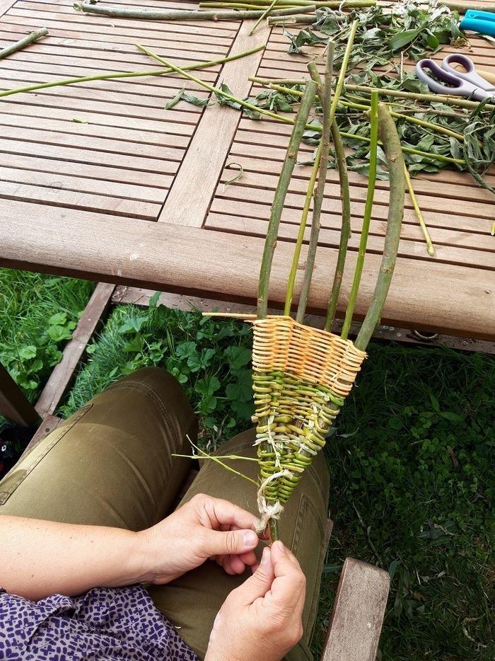 Vert par nature : réalisation d'une tontine
