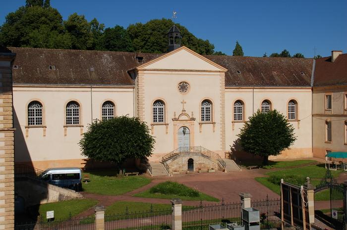 Journées du patrimoine 2019 - Visite de l'Hôtel-Dieu de Cluny