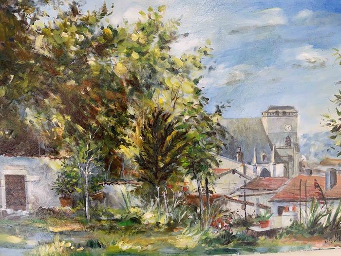 Journées du patrimoine 2020 - Promenade entre jardins et expositions