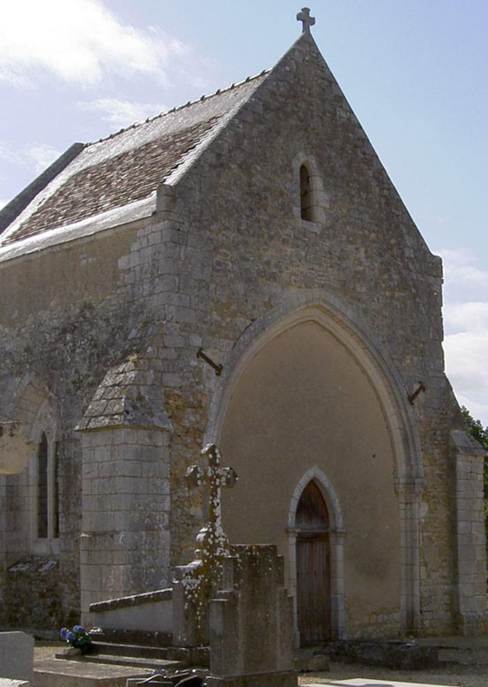 Journées du patrimoine 2019 - Ouverture de la chapelle de Montvinard