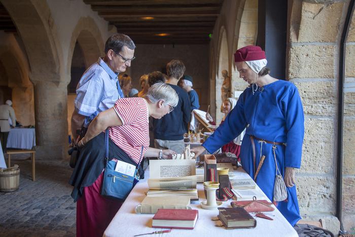 Journées du patrimoine 2019 - Reconstitution historique médiévale : les Citains