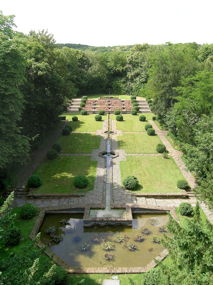 Journées du patrimoine 2020 - Visite commentée du Parc Boussard