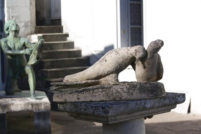 Journées du patrimoine 2020 - Artiste en résidence, la Colombière Hameau de Préban 49350