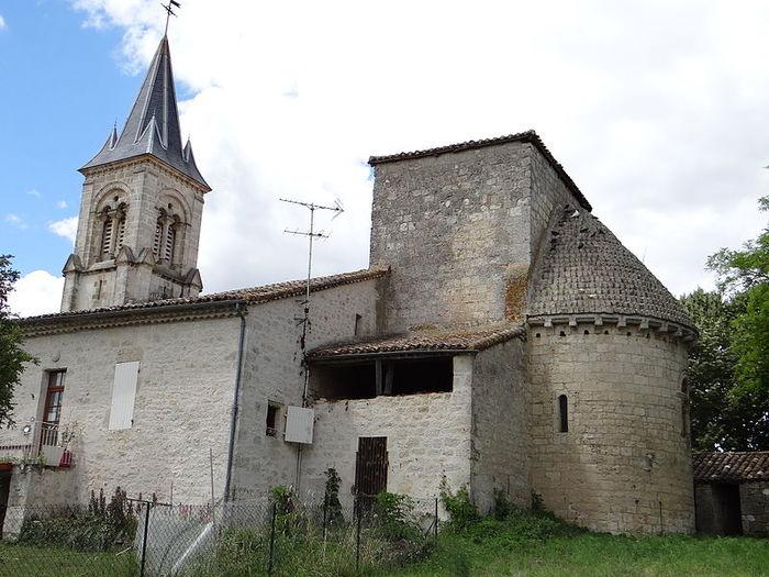 Journées du patrimoine 2020 - Découverte d'une église romane du XIIe siècle